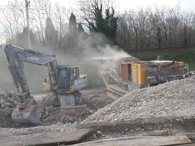 concassage demolition sdt marseille